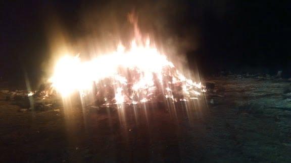Κέρκυρα: Φωτιά στην Καστανιά.