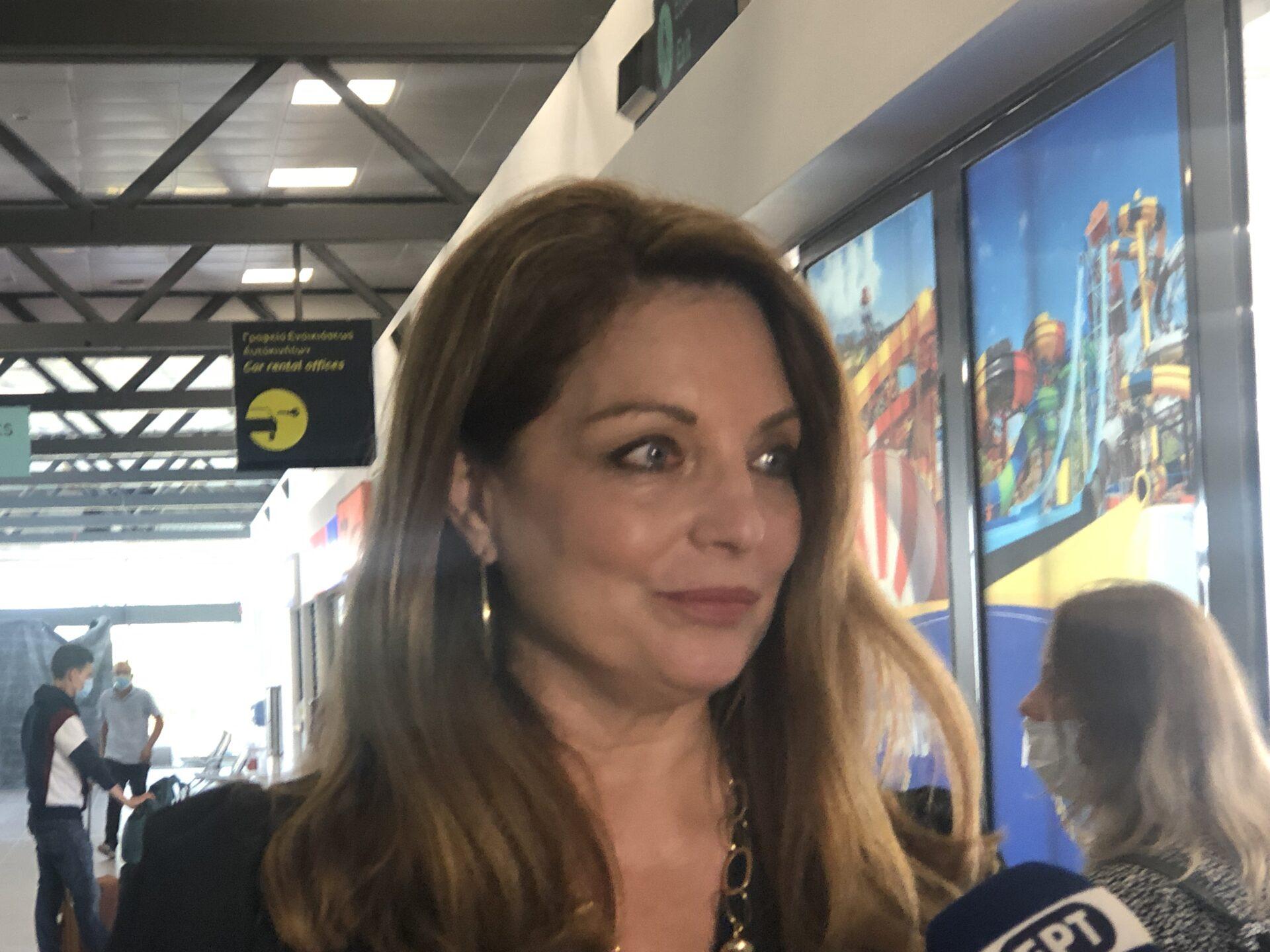 Γκερέκου: Εφικτό να πετύχει το 50% του 2019 ο τουρισμός μας.