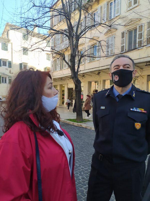 Κέρκυρα: Ένωσαν δυνάμεις Ερυθρός Σταυρός, Πυροσβεστική και πολίτες στη μνήμη του Α. Μουζακίτη.