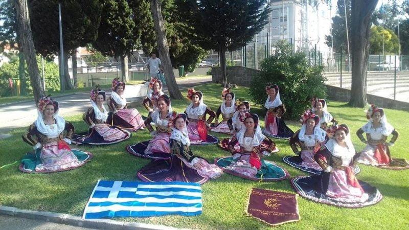 Κέρκυρα: Ο πολιτιστικός σύλλογος Σινιών σε εκδηλώσεις στα Ηνωμένα Αραβικά Εμιράτα.