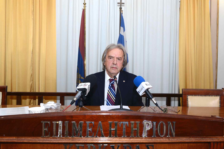 Κέρκυρα – Επιμελητήριο: Θέλει να διαγράψει 8 εκλεγμένους συμβούλους! – «Αποσύνθεση» του Επιμελητηριακού θεσμού.